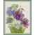 Allium - Riolis 1484 - Kit broderie point de croix sur www.la-brodeuse.com