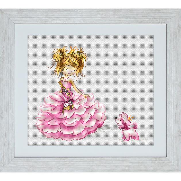 La Princesse LUCA-S B1056 Kits Broderie