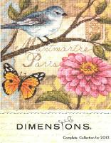 Catalogue Dimensions