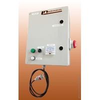 LD CMT 12 - 380 coffret monophasé 220V / triphasé 380V 12 Kw clé en main