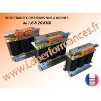 AUTO TRANSFO 220/230 - 380/400 V - 8 KVA