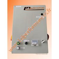 LD CMT 3 - 380 coffret monophasé 220V / triphasé 380V 3 Kw clé en main
