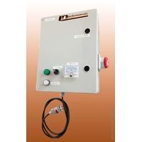 LD CMT 9 - 380 coffret monophasé 220V / triphasé 380V 9 Kw clé en main