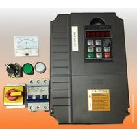 LD CMT ECO 2,2 - 380 kit monophasé 220V / triphasé 380V 2,2Kw ECO