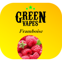 Framboise 10ml - Green Vapes
