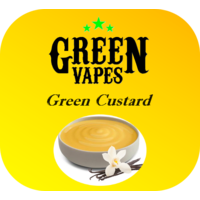Green's Custard - Green Vapes 10ml