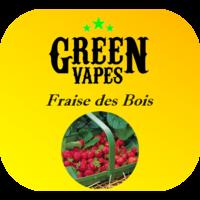 Fraise des Bois - Green Vapes 10ml