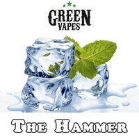 The Hammer 10ml - Green Vapes