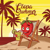Clopa Summer 50ml - Clopa Cabana