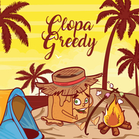 Clopa Greedy 50ml - Clopa Cabana