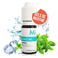 Glacial (Sel de nicotine) - Minimal par Fuu 10ml