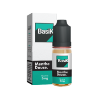 Menthe Douce 20mg (Sel de nicotine) - Cloud Vapor 10ml