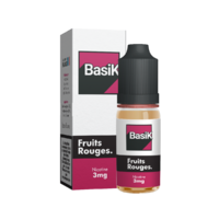 Fruits Rouges 20mg (Sel de nicotine) - Cloud Vapor 10ml