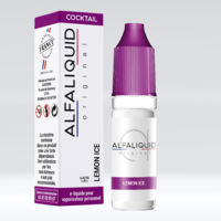 Lemon Ice - Alfaliquid 10ml