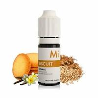 Biscuit (Sel de nicotine) 10ml - Minimal par Fuu