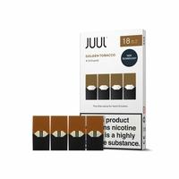 Golden Tobacco (Sel de Nicotine) - Juul Pods