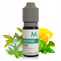 Menthe ( Sel de Nicotine ) - Minimal par Fuu 10ml