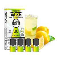 Cartouche Ultra Lemon - Recharge Pod Vaze