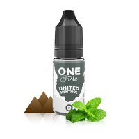 United Menthol 10ml - One Taste