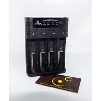 Chargeur Accu Xtar XP4 - 4 Slot