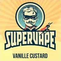 Concentré - Vanille Custard 10ml