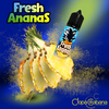 Fresh Ananas 50ml - Cloud Vapor
