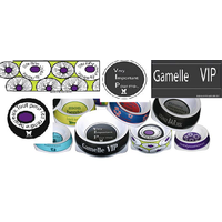 GAMELLE MELAMINEE POP OU VIP POUR GRAND CHIEN