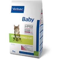 Croquette Chat Vet HPM Baby Pre Neutered Cat (ex Vetcomplex Baby Cat)