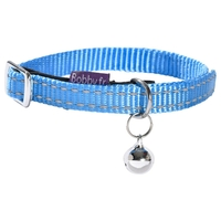 COLLIER POUR CHAT NYLON REFLECHISSANT SAFE