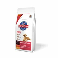 Hill's Science Plan Canine Adult Santé Forme Large Breed Poulet