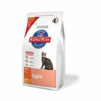 Hill's Science Plan Feline Adult Light Poulet