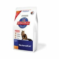 Hill's Science Plan Feline Mature Adult 7+ Neutered Cat Poulet