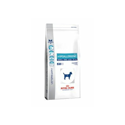 royal canin dog hypoallergenic small