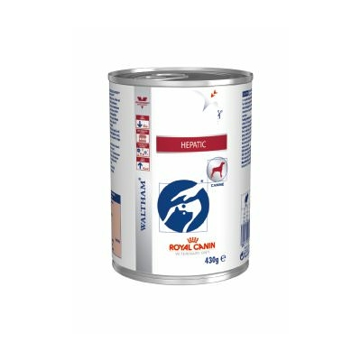 royal canin dog hepatic can