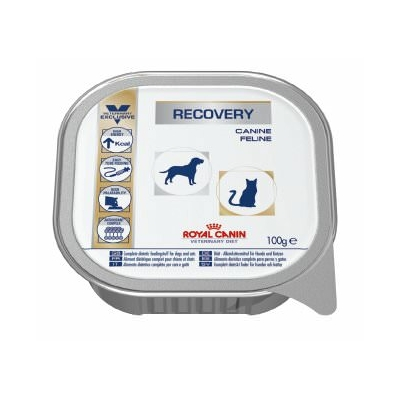 royal canin dog cat recovery barquette 1