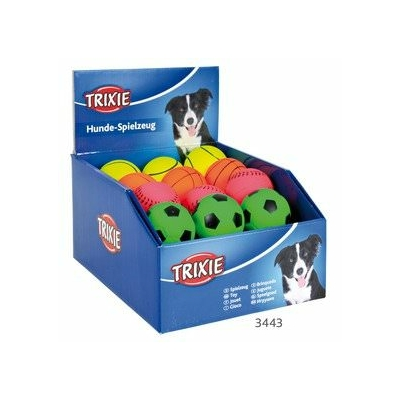BALLE TENNISNEON CHIEN TRIXIE REF 3457