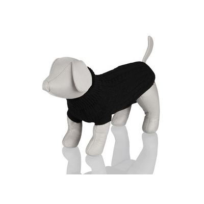 PULL CHIEN NOIR TRIXIE BLACK PEARL EX KING OF DOGS REF 28500