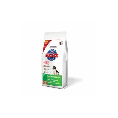 hills puppy healthy development lamb and rice