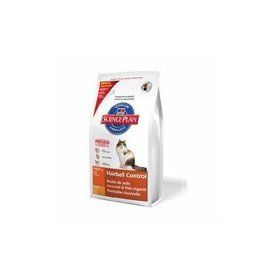 hills chat adult hairball control poulet