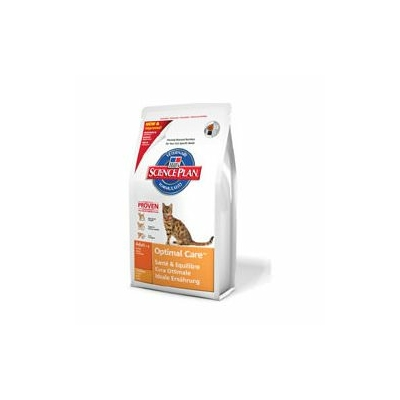 hills chat adult optimal care poulet