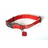 martin sellier collier nylon chien benton rouge