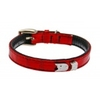 Collier pour Chien The Zazu Balata Red Glossy