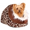 trixie igloo chien chat minou savane girafe 1