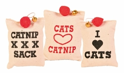 coussin chat catnip herbe a chat trixie