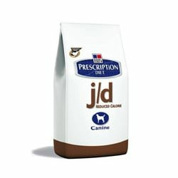 hills jd reduced calorie
