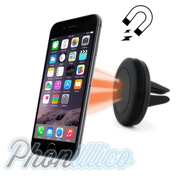 support voiture aimant pour apple iphone au choix 3g 3gs 4 4s 5 5s 5c 6 6s 6 plus 6s plus se. Black Bedroom Furniture Sets. Home Design Ideas