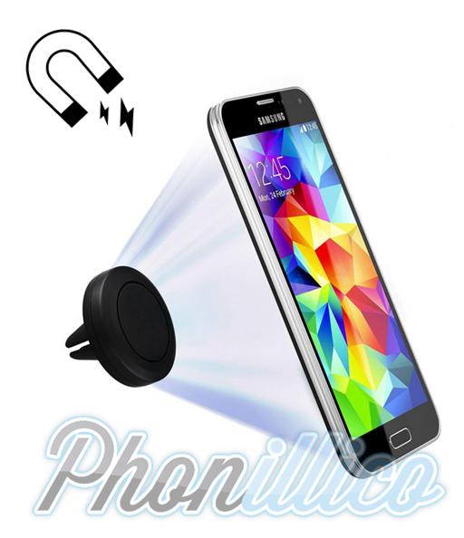 support voiture aimant pour smartphone sony au choix xperia m5 z5 z3 m4 aqua z5 compact z5. Black Bedroom Furniture Sets. Home Design Ideas