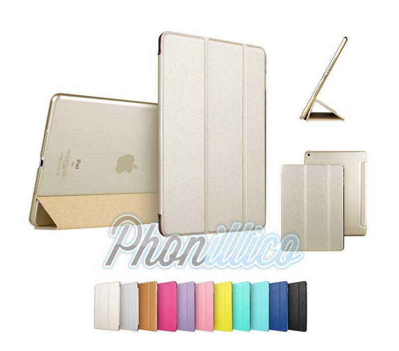 coque housse etui flip smart cover pour apple ipad air 2 apple ipad air 2 phonillico. Black Bedroom Furniture Sets. Home Design Ideas