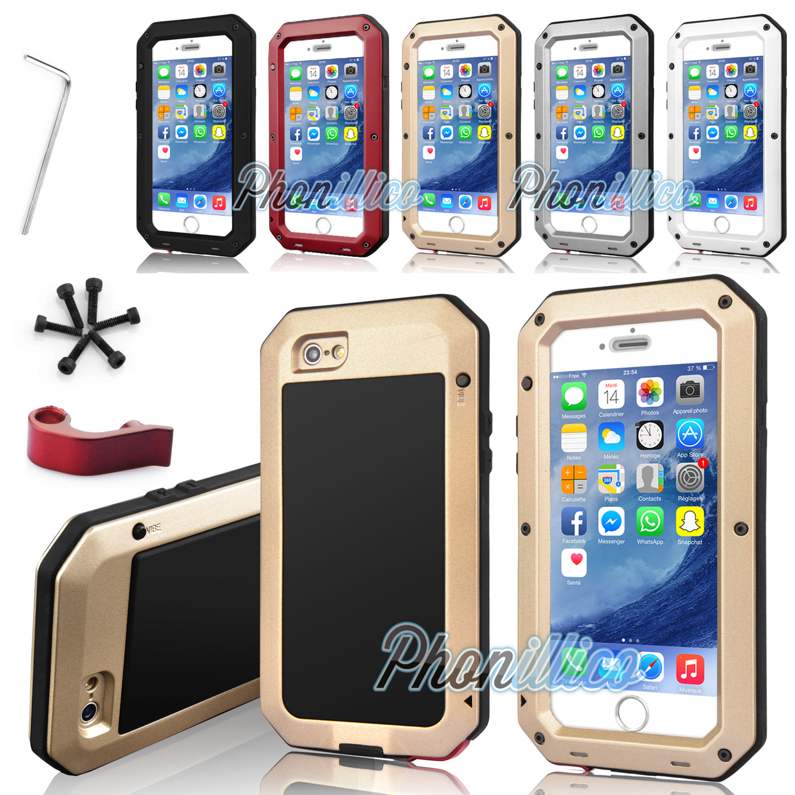 coque epaisse iphone 6 plus