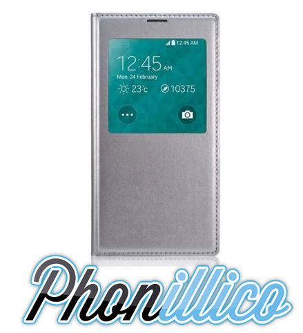 coque flip cover note 4 samsung
